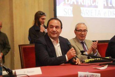 20/12/2018 Cittadinanza onoraria a Mimmo Lucano! E adesso Nobel per la Pace a Riace!
